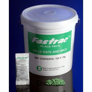 FASTRAC MOUSE SEED 100 X 15 GM