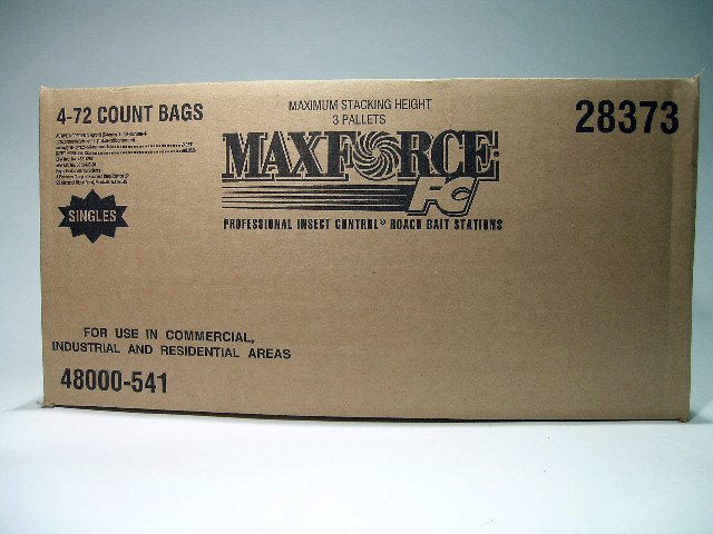 MAXFORCE ROACH BS 4 BAGS