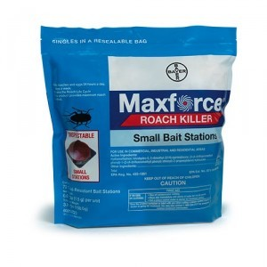 MAXFORCE ROACH BAIT STATIONS