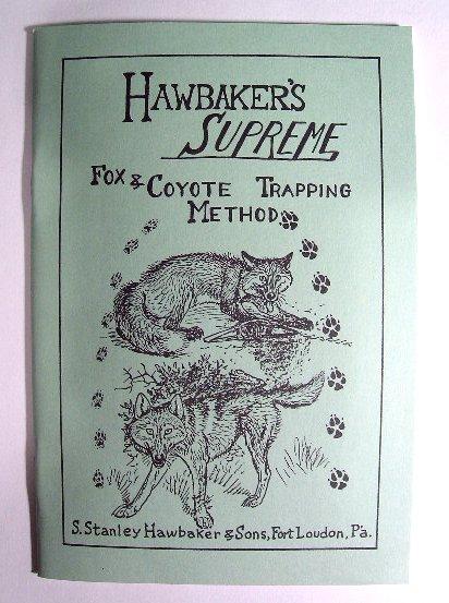 FOX/COYOTE HAWBAKER
