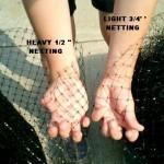 "NET 14' X 45' X 3/4"" REG"