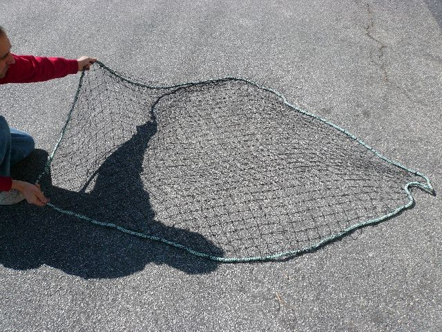 THROW NET 6 FOOT WITH 2 INCH OPENINGS