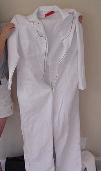 BEE SUIT SIZE 46