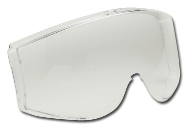 SAFETY GOGGLE LENS ONLY