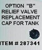 SOLO VALVE CAP