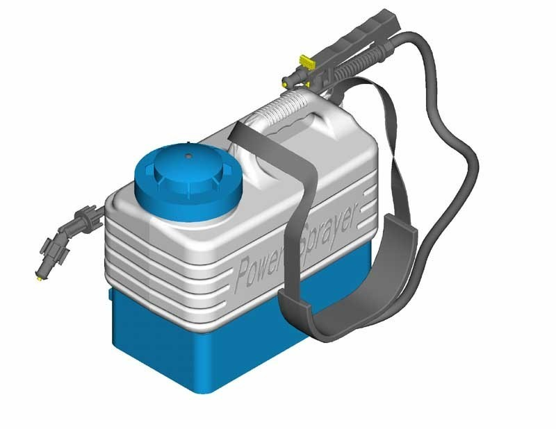 2 GAL ELECTRIC SPRAYER