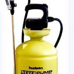 NEVERPUMP 2 GALLON SPRAYER