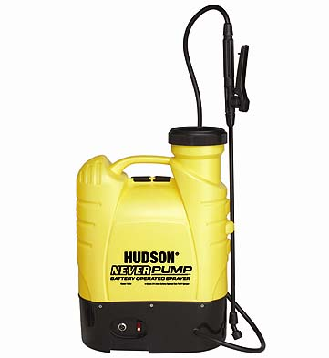 NEVERPUMP 4 GAL BACK PACK SPRAYER