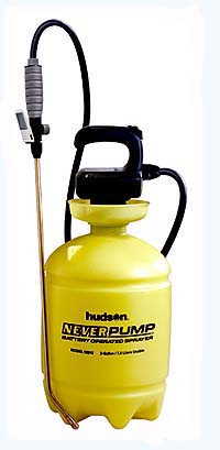 NEVERPUMP GALLON SPRAYER