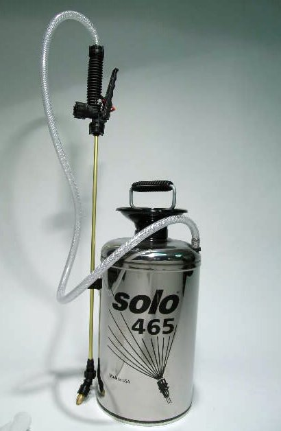 SOLO 2 GAL SS SPRAYER