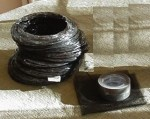 Duct Tubing, Duct Tape and Filter