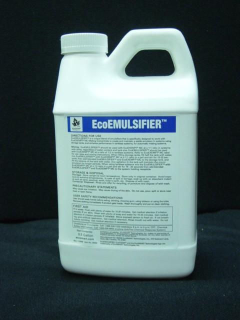 ECO EXEMPT ORG EMULS 1/2 GAL