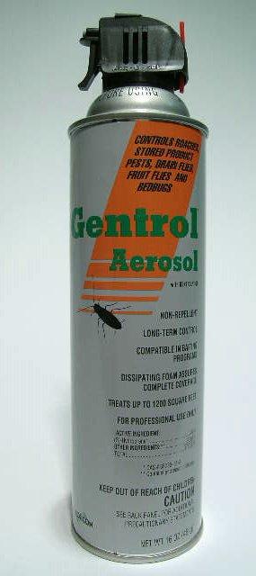GENTROL AEROSOL 16 OZ