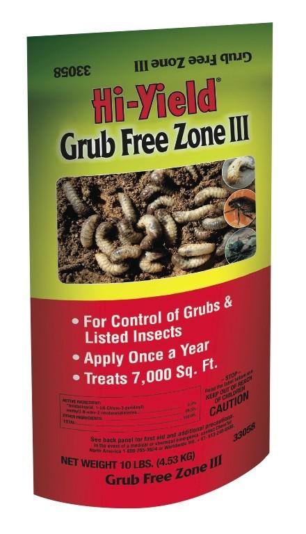 Grub Free Zone 3
