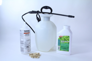 CARPENTER BEE KIT WITH PERMETHRIN AND DUST