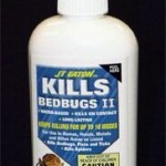 BED BUG SPRAY 6 OZ PS