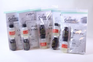 ORTHENE GENTROL KIT 5 PACK