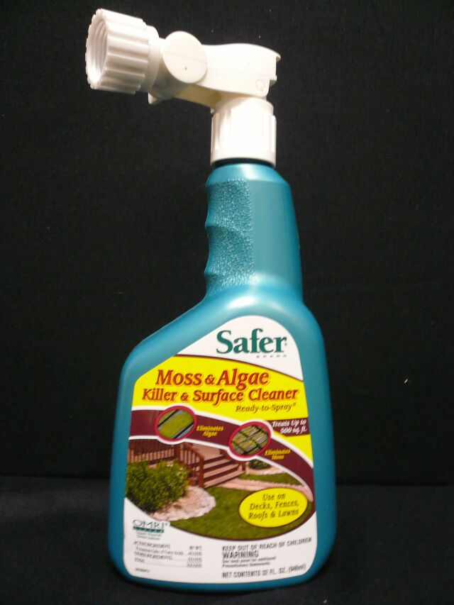 MOSS/ALGAE KILLER 32OZ READY TO SPRAY
