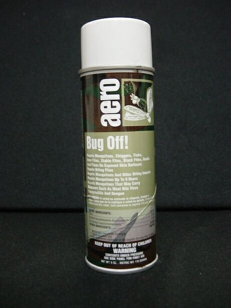 BUG OFF AEROSOL REPELLENT 8 OZ