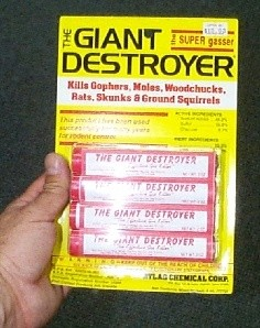 GIANT DESTROYER 4 PK