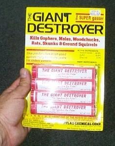 GIANT DESTROYER 4 PK