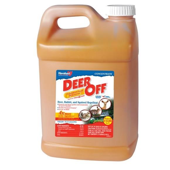 Deer Off 2.5 Gallon Pail