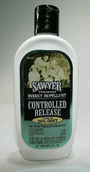 DEET 20% LOTION 6 OZ