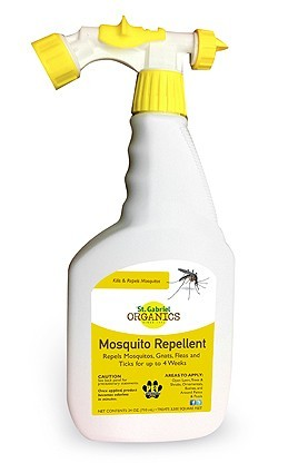 MOSQUITO TICK FLEA REPELLENT