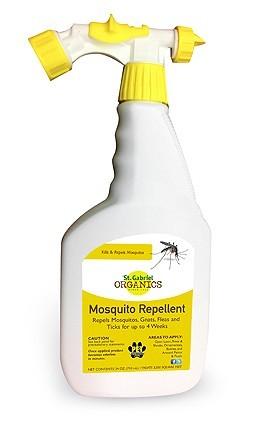 MOSQUITO TICK FLEA REPELLENT