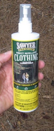 PERMETHRIN CLOTHING RTS 12 OZ