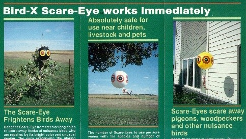 SCARE EYE CHASER
