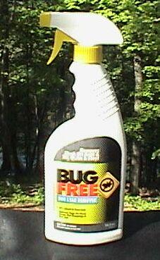 BUG FREE BUG REMOVER 14.5 OZ