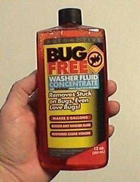 BUG FREE WASHER CONC. 12 OZ