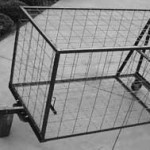 HOG TRAP 4' X 4' X7.5 ATV