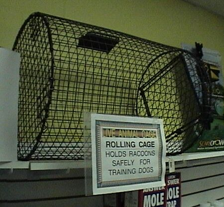NH2618 ROLLING CAGE