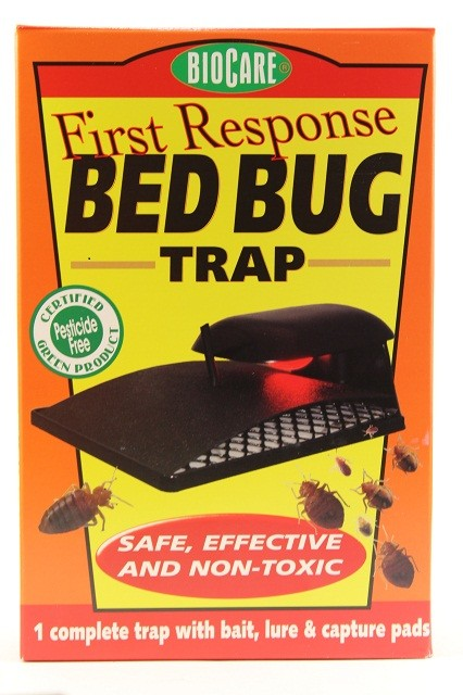First Response Bed Bug Trap