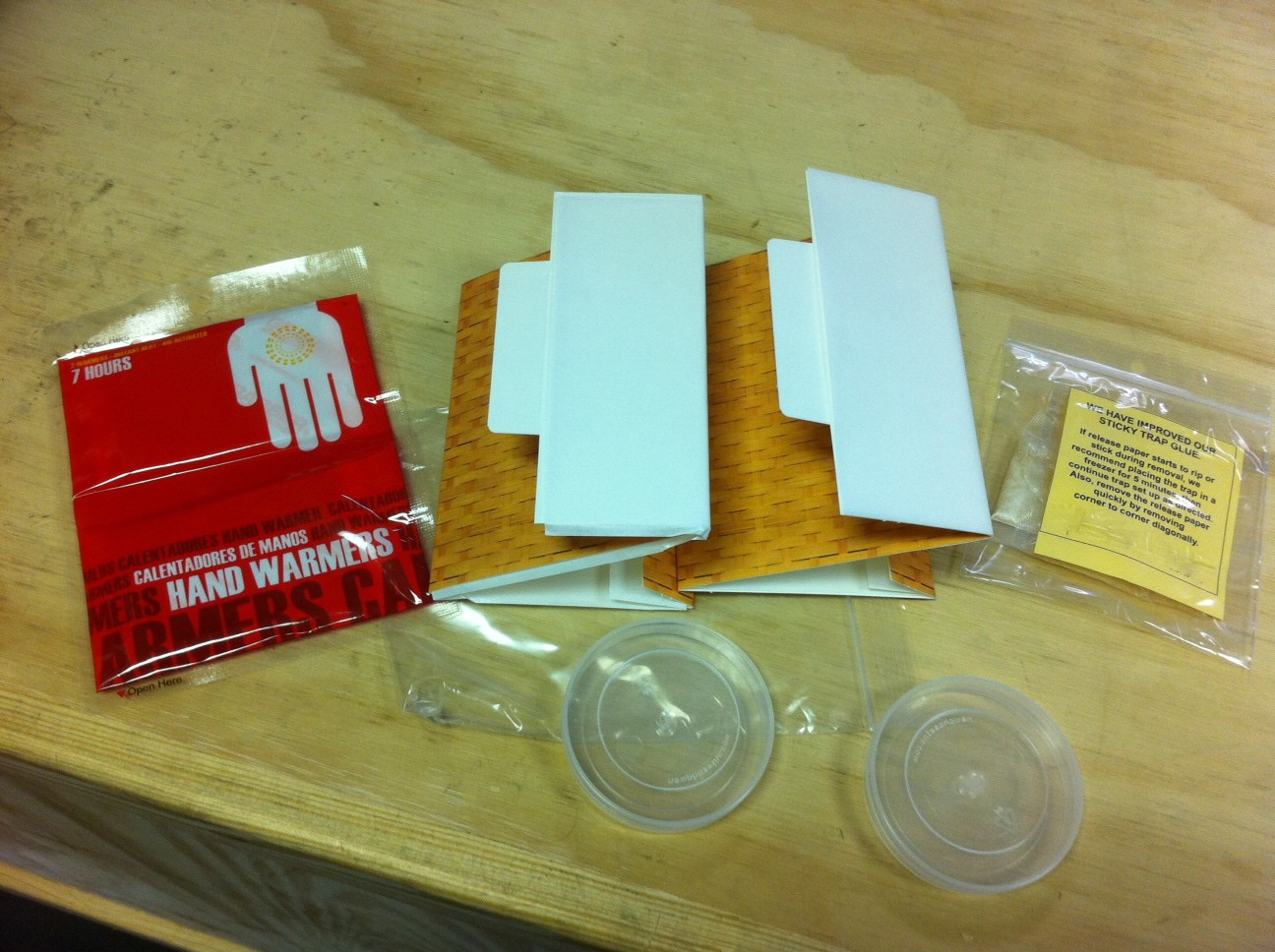 Bed Bug Catcher Bed Bug First Response Trap 2 Pack