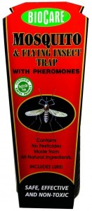 MOSQUITO TRAP WITH 1 LURE