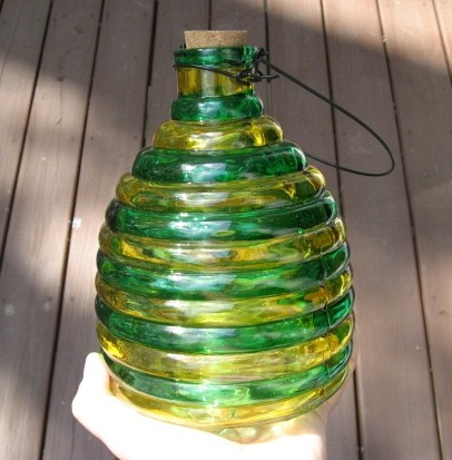 WASP GLASS TRAP