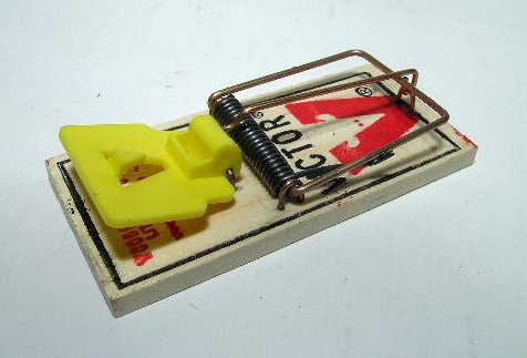 MOUSE TRAP EXPANDED TRIGGER