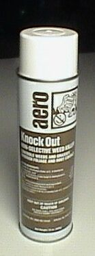 KNOCK OUT WEED KILLER 15 OZ