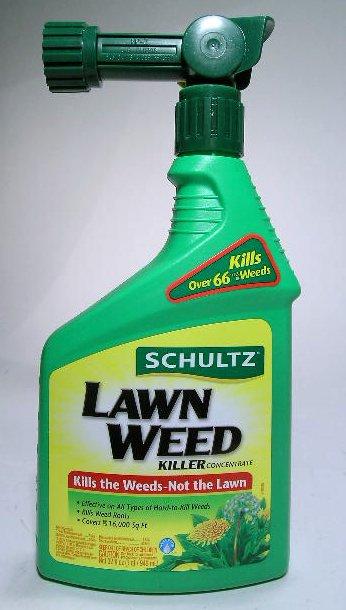 WEED KILLER RTS 32 OZ