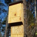 4 Chamber Large Bat House Light (ITEM # 954332)