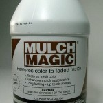MULCH MAGIC 1/2 GAL BROWN