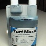 TURF MARK QUART BLUE