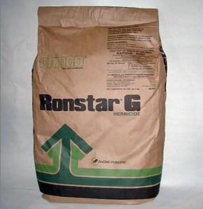 RONSTAR G HERBICIDE 50 LBS